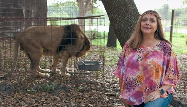 Court Awards Carole Baskin the Zoo Formerly Owned by 'Tiger King' Joe Exotic