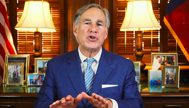 Gov. Abbott Issues Mask Mandate for Texas — and It Only Took 2,520 COVID-19 Deaths