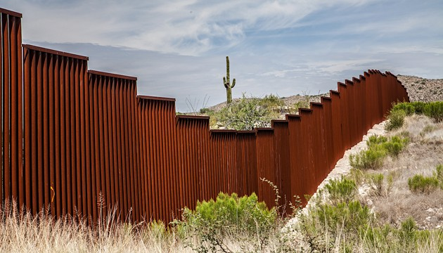 Back to the Wall: A Border Wall is Headed for Laredo — and the Only Thing Likely to Stop It Is Time