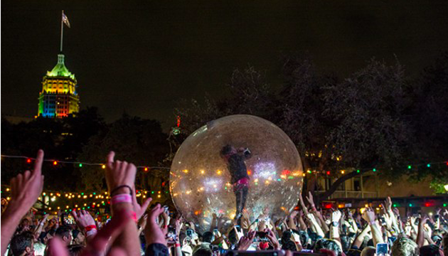 Flaming Lips' new tour will include stop at San Antonio's Aztec Theatre