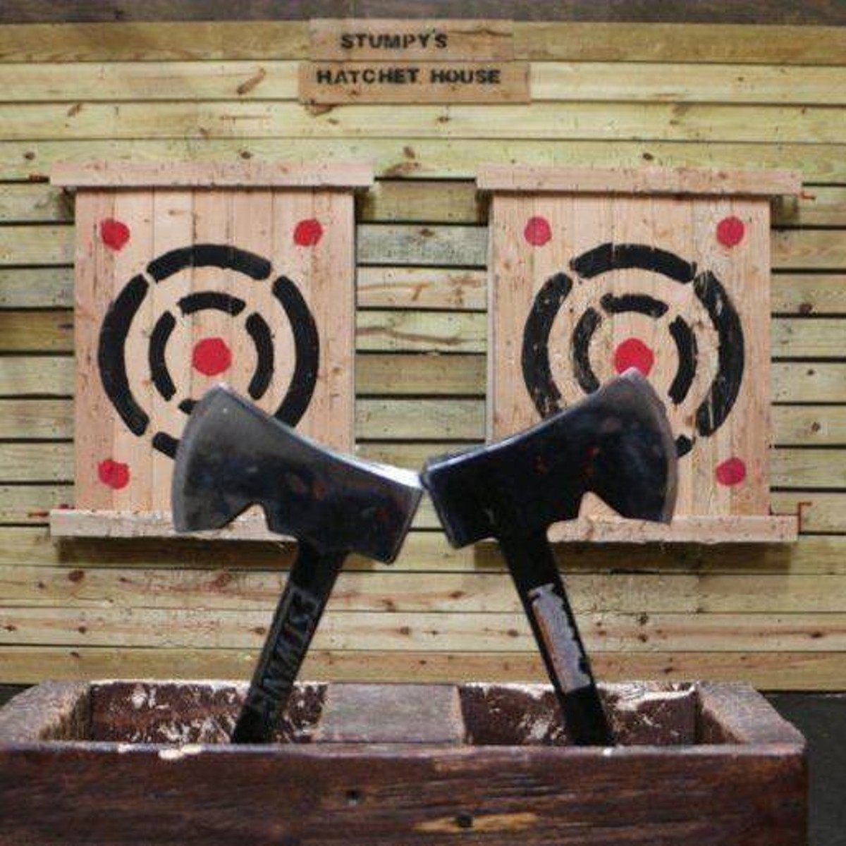 Axe Throwing Is On The Rise In San Antonio Here S How To