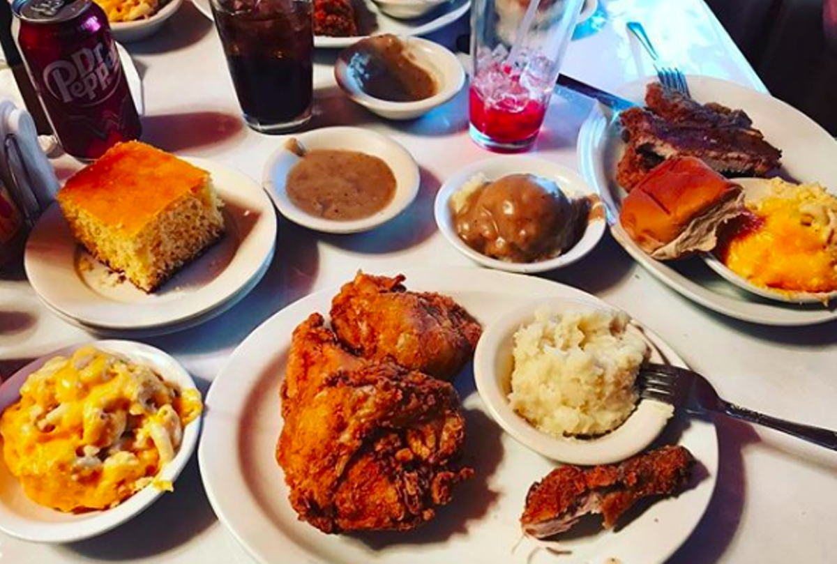 16 Southern Style Restaurants In San Antonio For When You