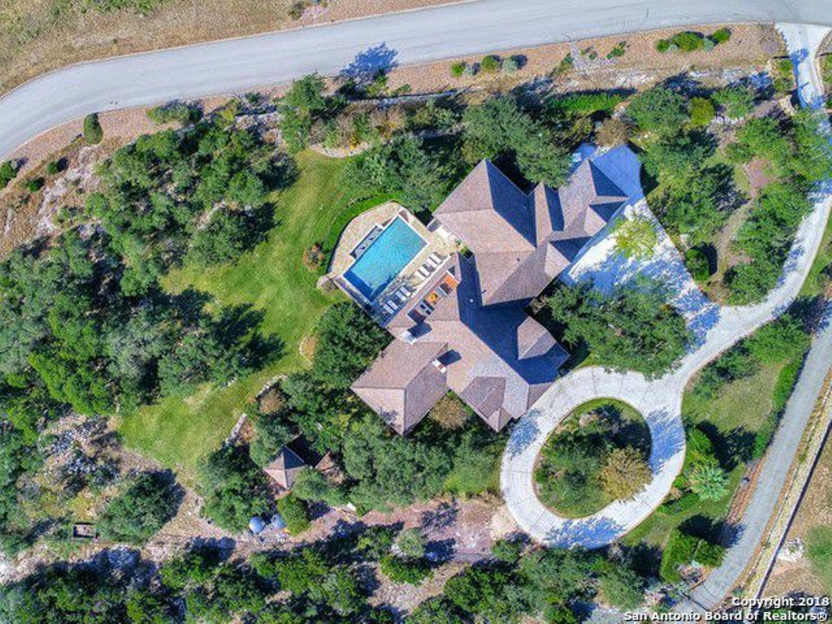 A Look At The Most Expensive Homes For Sale In San Antonio