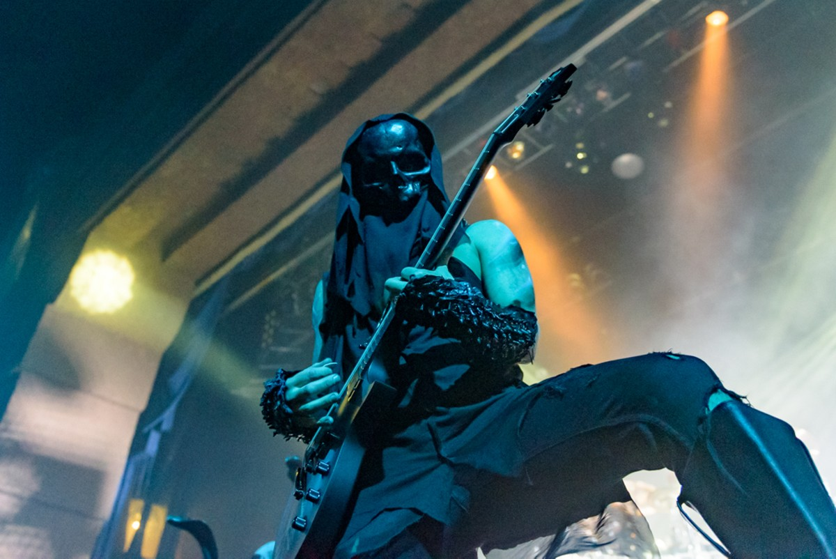 Behemoth Headlined Bill Delivers Night Of Sonically Challenging Extreme