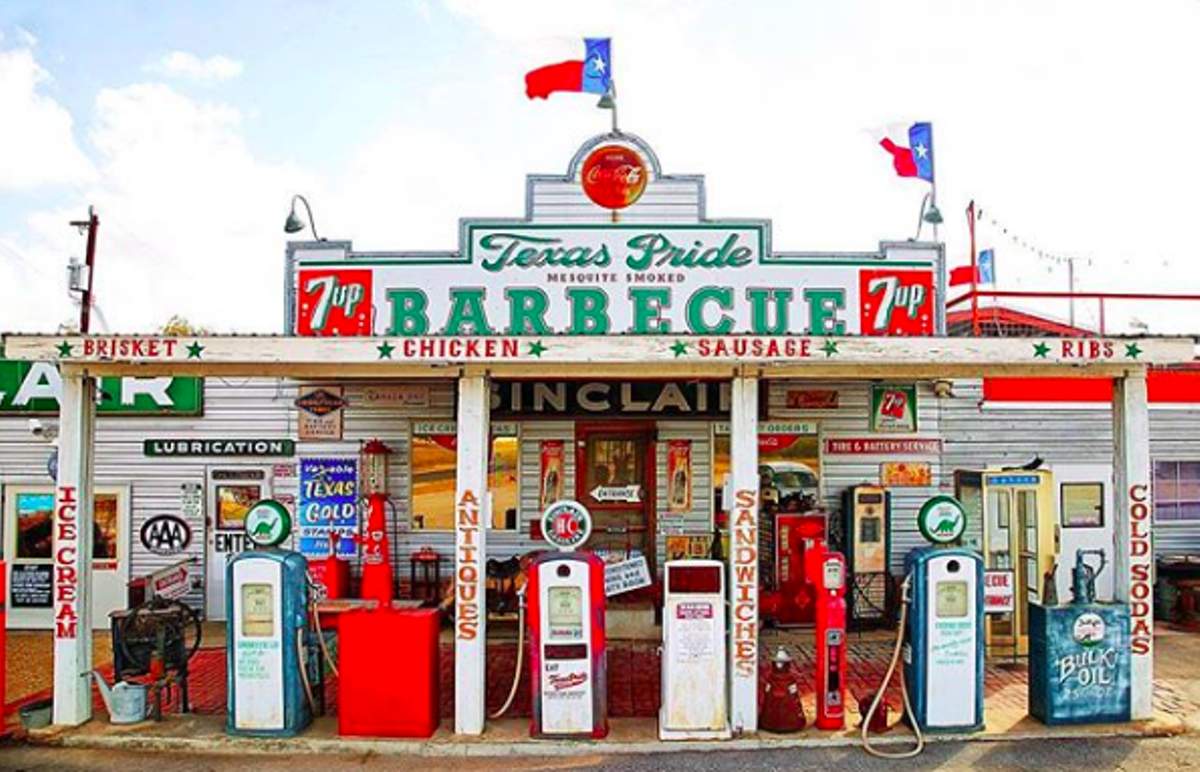 Diners Drive Ins And Dives Texas Map on