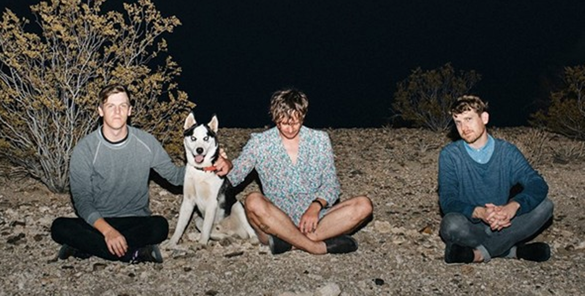 STRFKR Heads to San Antonio to Douse Us in Waves of Chill