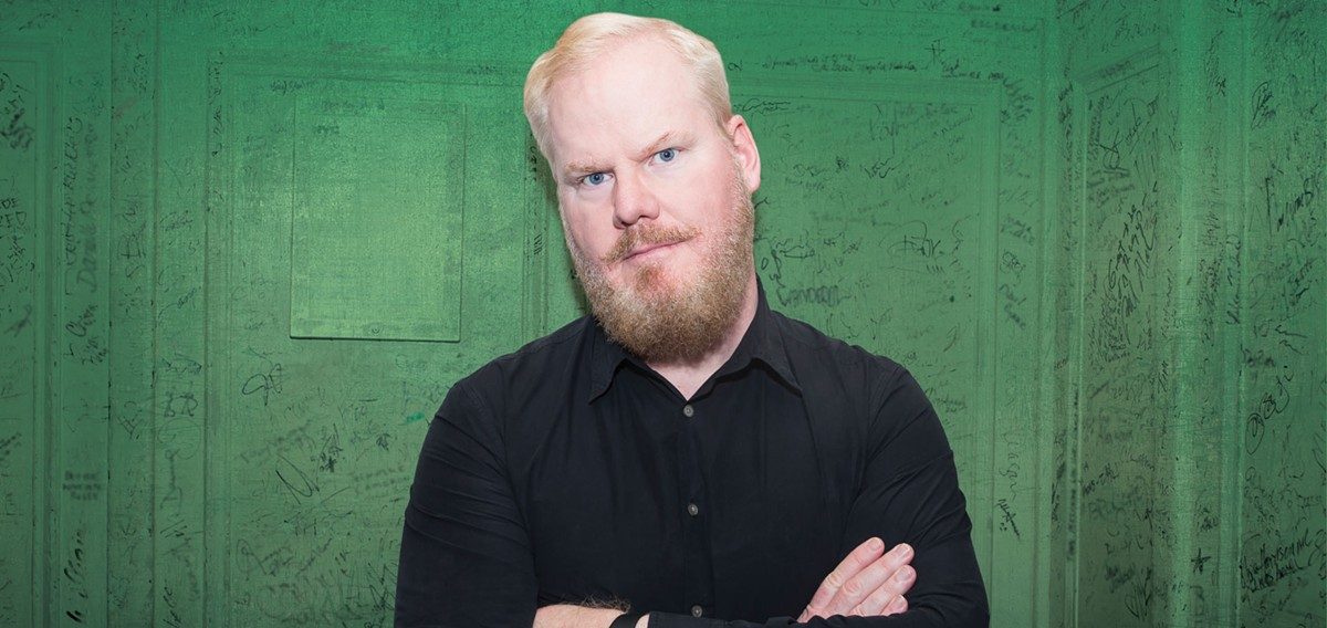 San Antonio Rodeo Welcomes Comedy Stylings Of Jim Gaffigan