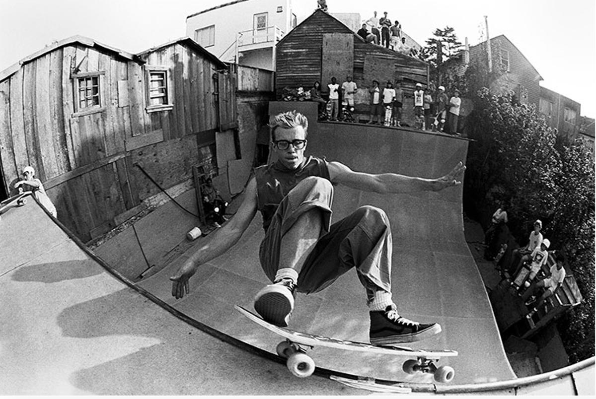 Jake Phelps: Jake Phelps, The Editor Of Pioneering Skateboard Magazine
