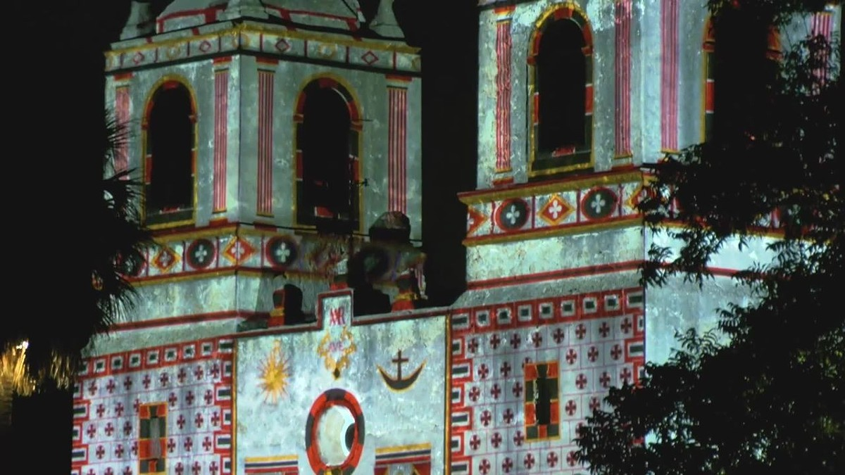 Popular Restored By Light Show Reimagines Dramatic