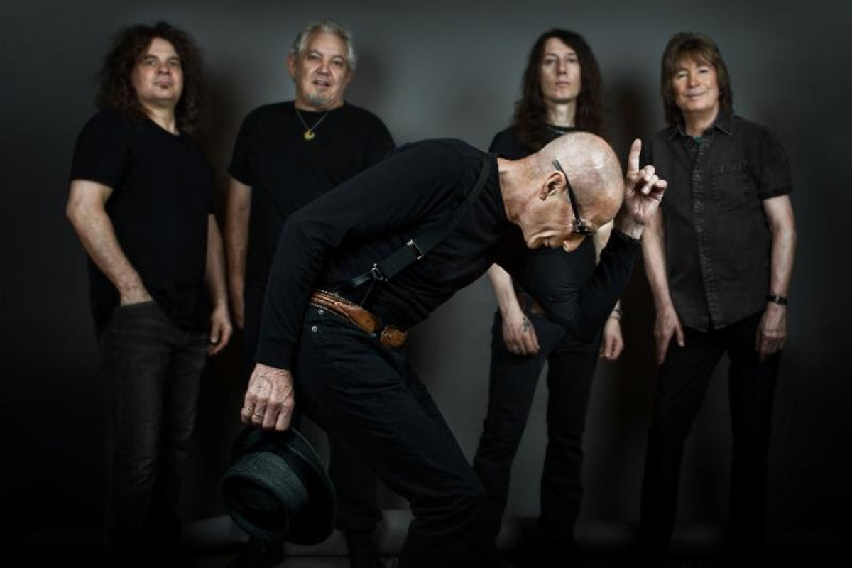 Lights Out: UFO Heads to San Antonio for Final Show With Singer Phil Mogg