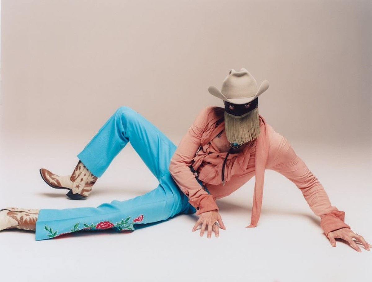 Queer Country Singer Orville Peck Slated For Paper Tiger ...