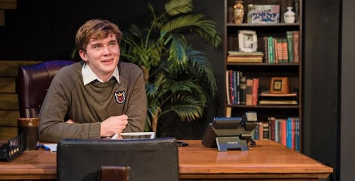 Controversial Play Admissions Comes to The Public Theater of San Antonio