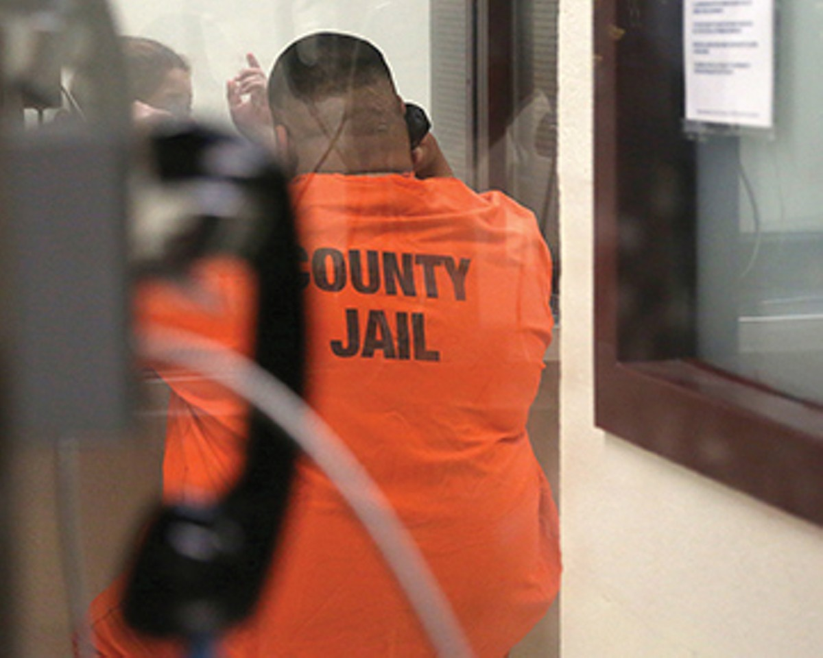 Screen To Screen: Bexar County Jail | News Etc  | San