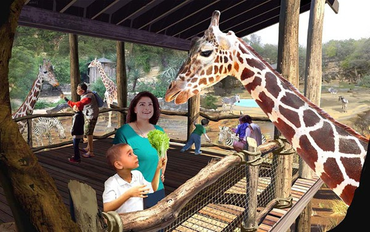 San Antonio Zoo Should Be Able To Sell Beer And Wine Next