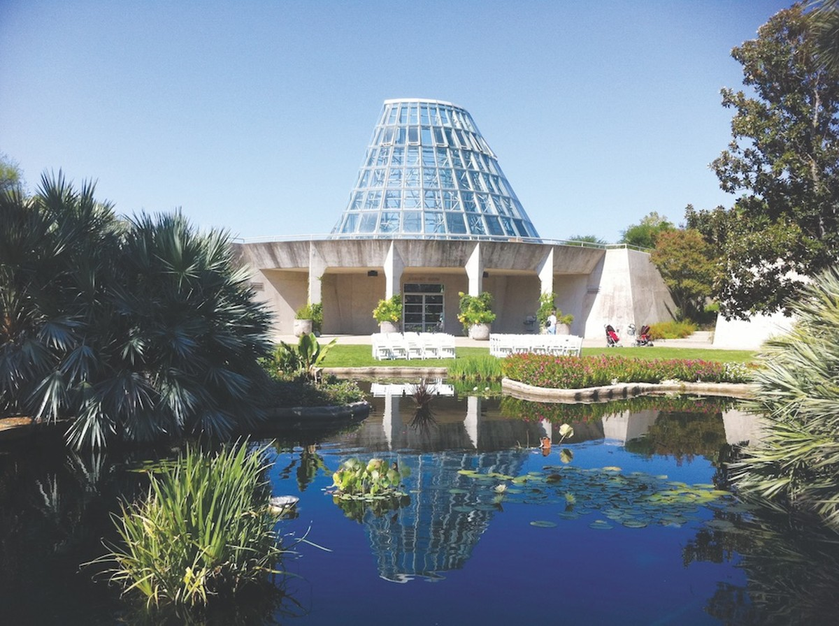 Get Zen At The San Antonio Botanical Garden City Guide San Antonio Current