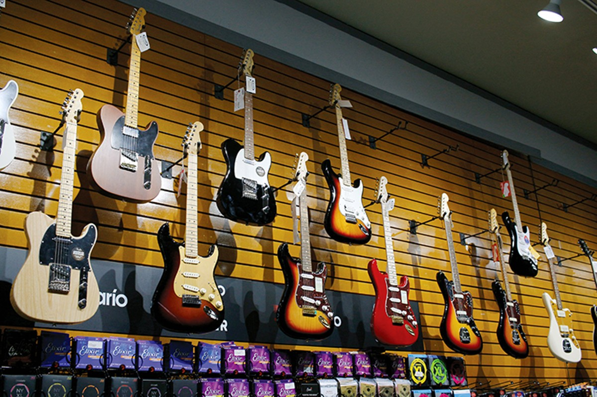 music instrument alamo center san gabby antonio shopping sacurrent