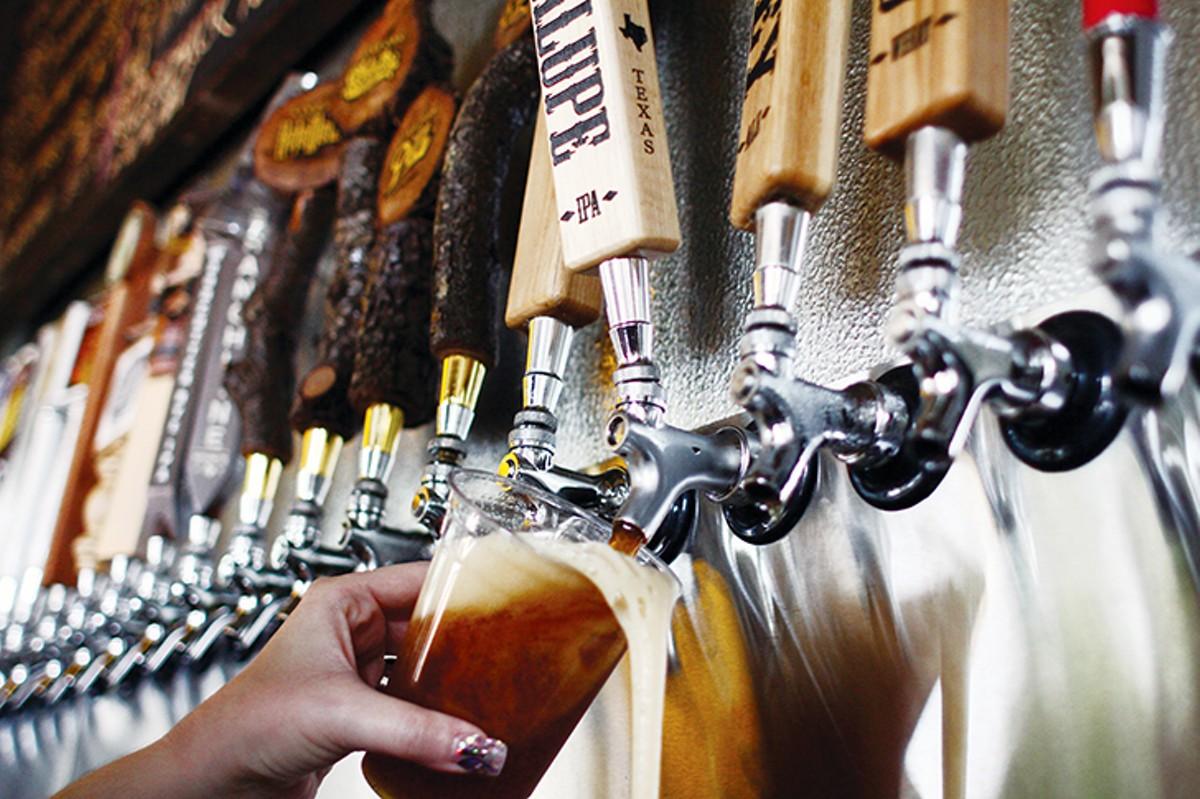 Best Craft Beer Nightlife San Antonio