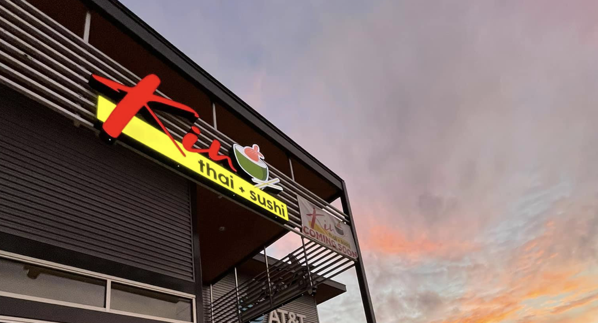 Popular eatery Kin Thai and Sushi opens second location on San Antonio's Northeast Side