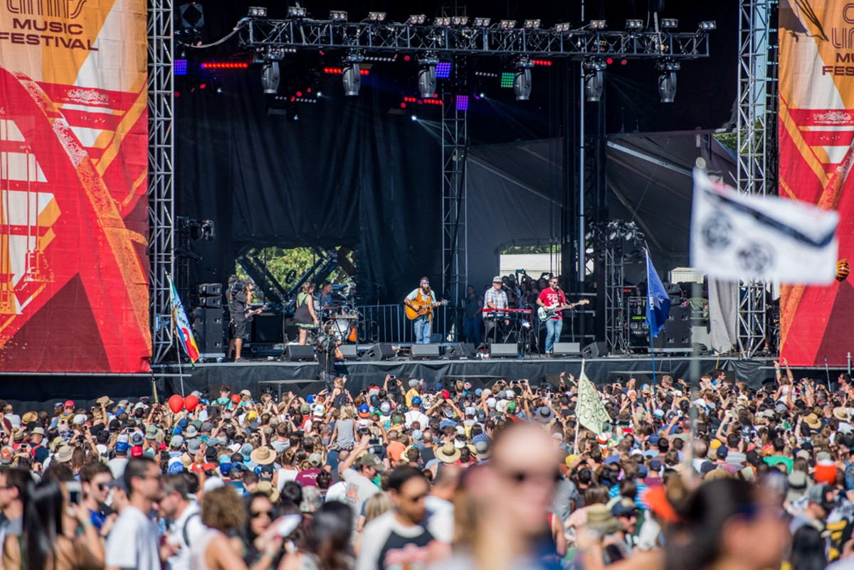 ACL Impressions From a First Timer: Day 1