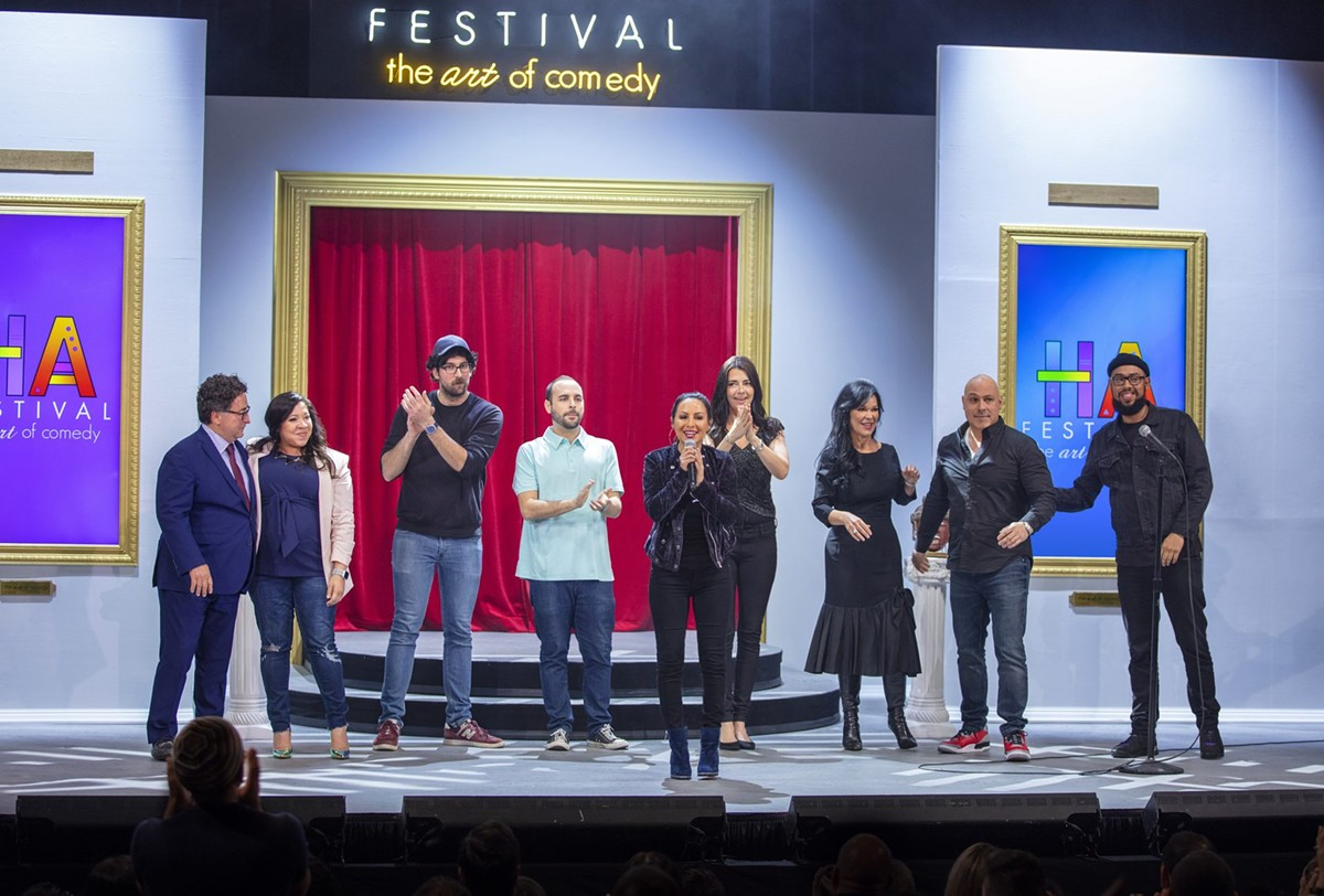 HA Comedy Festival | San Antonio | Comedy | San Antonio ...
