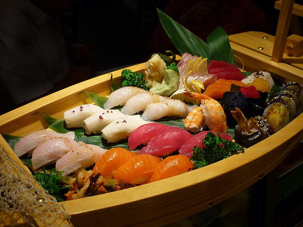 13 Sushi Restaurants To Try In San Antonio