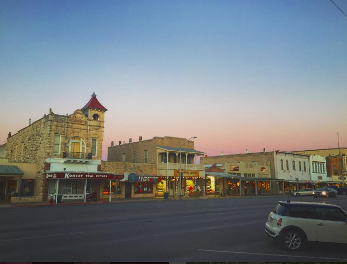 16 Texas Towns You Should Be Spending More Time In