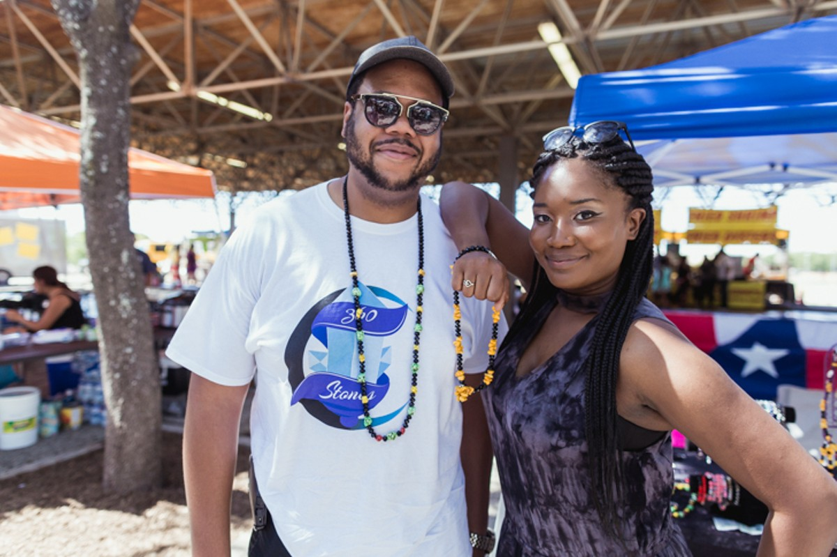 Best Moments from the San Antonio Reggae Festival | San