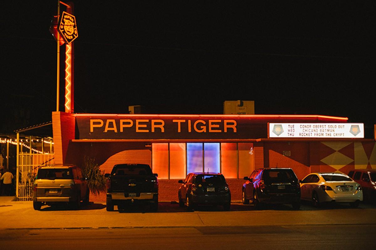 Paper Tiger Tickets