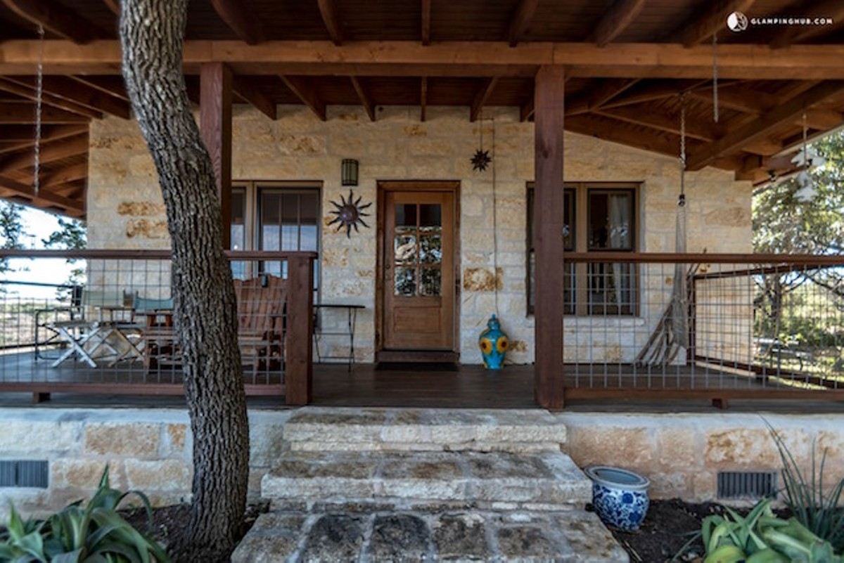 10 South Texas 'Glamping' Spots You Should Take Advantage of