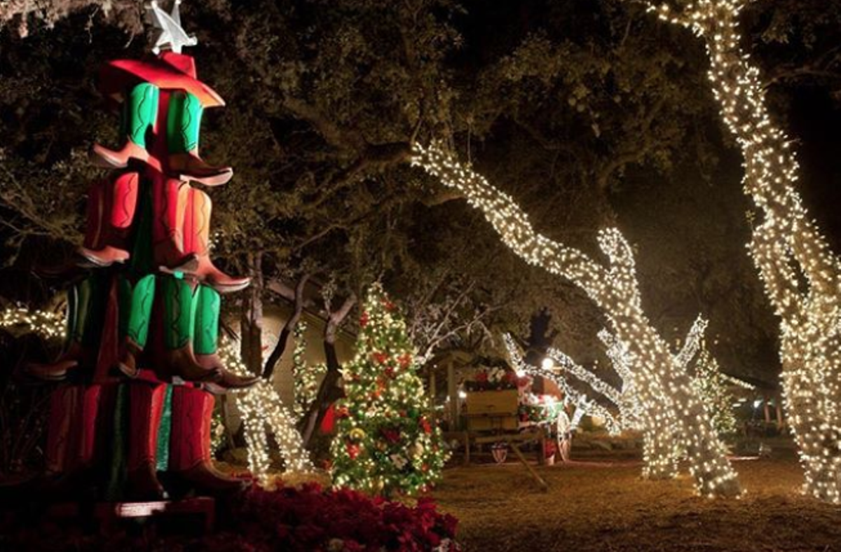 the best places to see christmas lights in the san antonio area slideshows san antonio current - Windcrest Christmas Lights