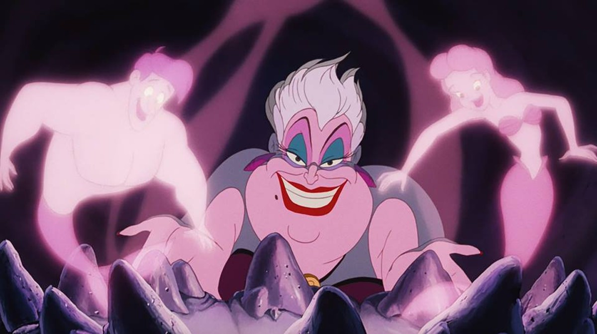 10 Female Disney Villains That Rival Abuela At Her Scariest San