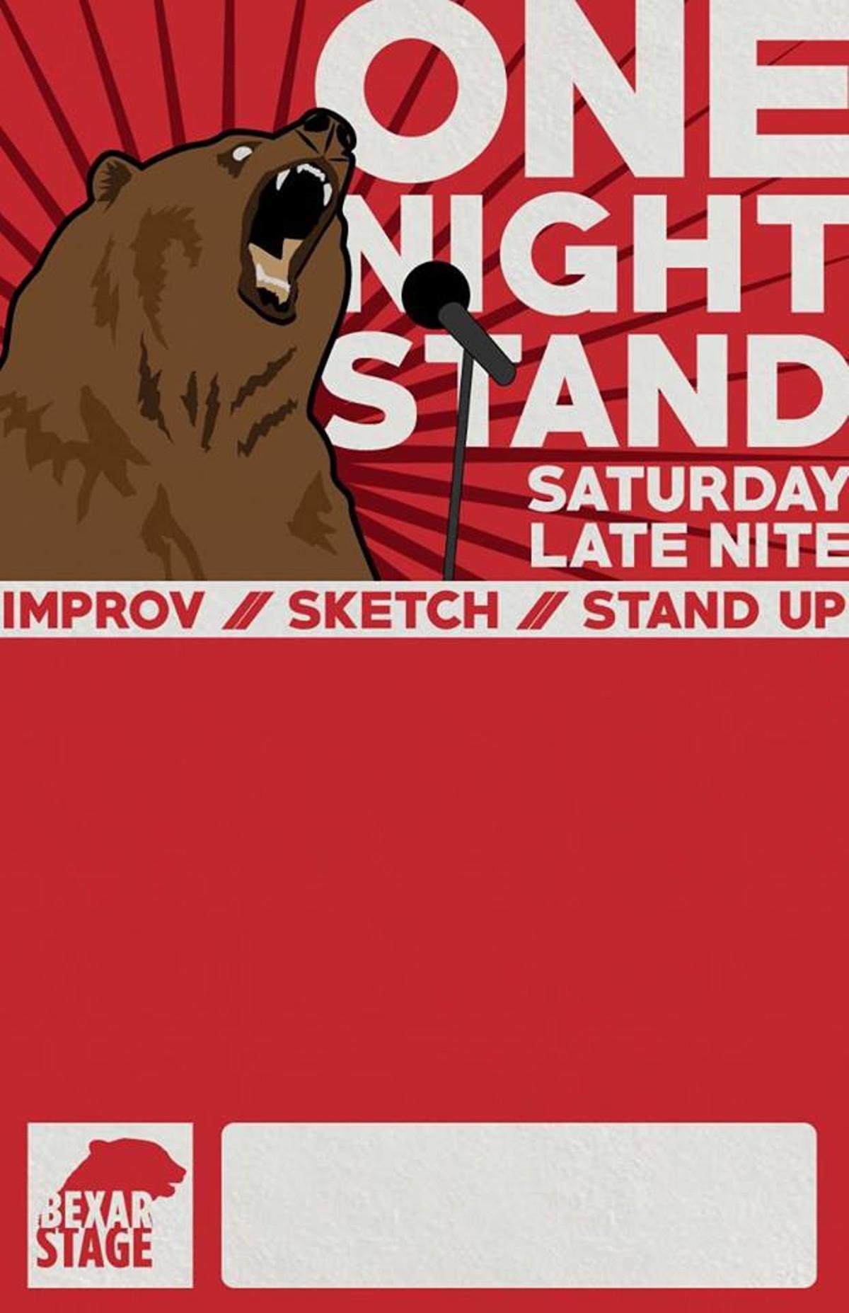 one night stand san antonio