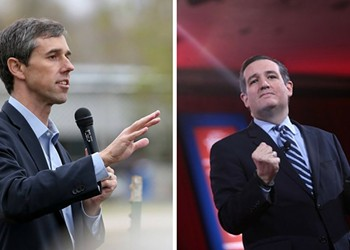 Ted Cruz to Report Raising Less Than Half What Beto O'Rourke Raised This Year
