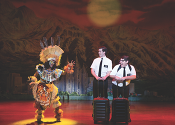 Highly-acclaimed <i>The Book of Mormon</i> Stops By Majestic Theatre for Week-long Run