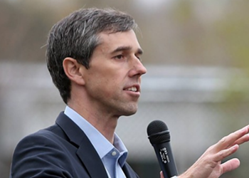 Beto O'Rourke Raises $10.4 Million in Second Quarter of 2018, Again Outpacing Ted Cruz by Wide Margin