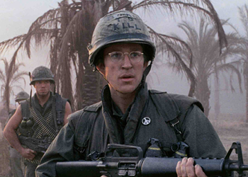 Texas Public Radio Screening Classic Stanley Kubrick Film <i>Full Metal Jacket</i>