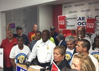Bexar Democrats —Some of Them Anyway —Endorse Fire Union's Charter Amendments