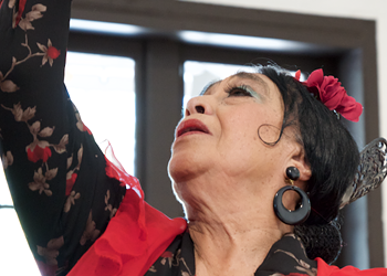 Enduring Diva: The San Antonio Dance Community Celebrates Local Flamenco Legend Teresa Champion