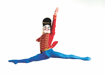 <i>The Nutcracker</i> Comes to Life at the Tobin Center This Weekend