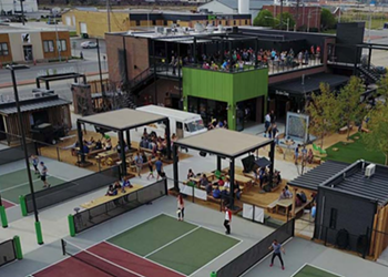 Pickleball Bar Opening in San Antonio Later This Year