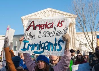 Mass Detention Release Sends 1,000 Migrants to San Antonio