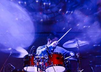 San Antonio Jazz Fusion Group 16 the Olympus to Play San Marcos' Martian Festival 2019
