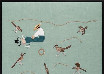 Texan Women 'Paint with Thread,' Showcase Embroidery at UTSA Art Gallery