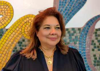 Glitter Political: Grace Rose Gonzales Is Designing a Path to Chair Bexar County's Democratic Party