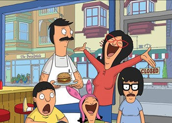 Netflix & Chill: Eat and Watch Bob's Burgers To Celebrate National Cheeseburger Day