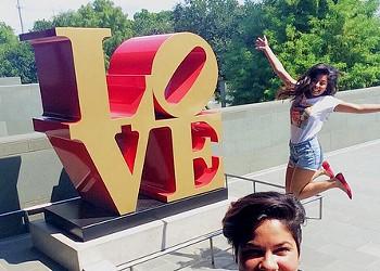 McNay Art Museum Acquires Robert Indiana's Signature 'LOVE' Sculpture