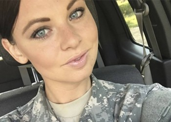 SA Soldier Needs Your Vote for Spot in Miss USA Pageant