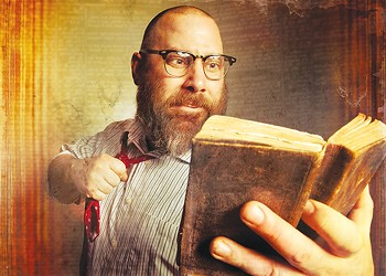 Pen-palling Around with Sage Francis