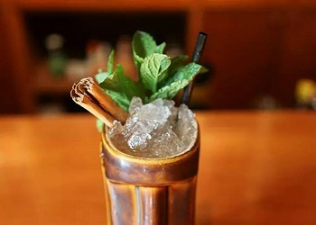 Stay Dry, Get Wet in These Local Bars This Weekend