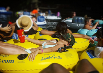 A Guide To Tubing Texas Rivers